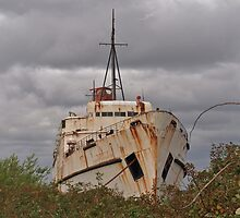 TSS Duke of Lancaster by kalaryder
