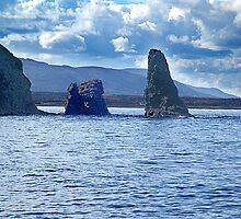 Old Scot Rock by George Cousins