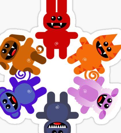 MUCKYPETS Sticker