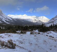 Elbow Pass valley VIII by zumi