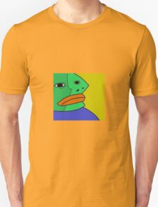 Extremely Rare Abstract Art Pepe T-Shirt