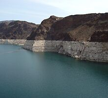 The Hoover Dam by sprout320