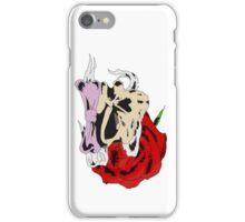 Ribbon Skull iPhone Case/Skin