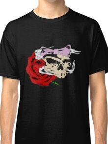 Ribbon Skull Classic T-Shirt