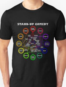 Comedy Chart T-Shirt
