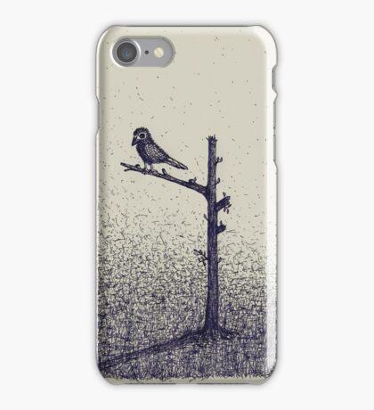 bird on a stick iPhone Case/Skin