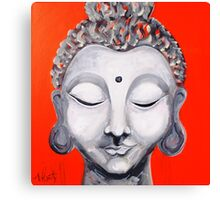 Love of Buddha Canvas Print