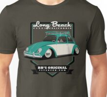 Long Beach - Green Unisex T-Shirt