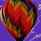 iPhone Case - Hot Air Balloon by Eileen Brymer