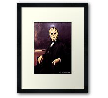 Lord Jason Street Art Framed Print