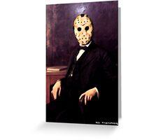 Lord Jason Street Art Greeting Card