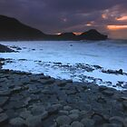 Giant&#x27;s Causeway, Northern Ireland by Jill Fisher