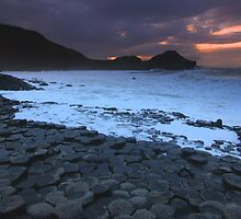 Giant's Causeway, Northern Ireland by Jill Fisher