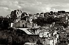 Rock-hewn Church, Madonna delle Virtù, Matera, Basilicata, Italy by Andrew Jones