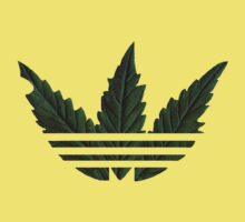 Marihuana logo by dashiner