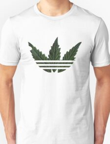 Marihuana logo Unisex T-Shirt