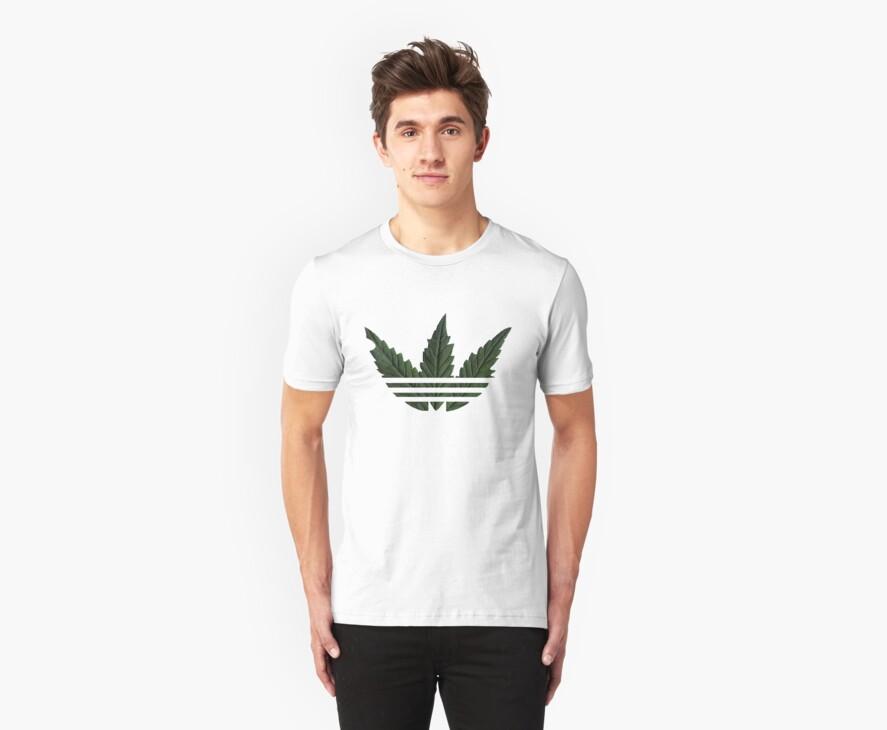 Marihuana logo by dashiner