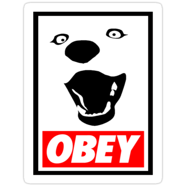 Obey The Husky by SlicedBread