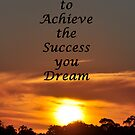 Believe to Achieve by Coralie Plozza