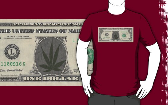 Marihuana dollar by dashiner