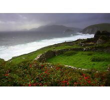The Irish Coast Photographic Print