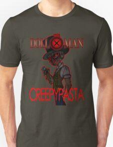 The Doll Man - Creepypasta T-Shirt