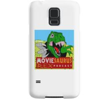 The Moviesaurus Rex Podcast Cover Art Samsung Galaxy Case/Skin