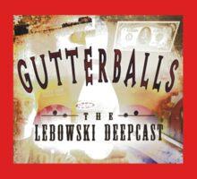 Gutterballs Logo Baby Tee