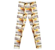 Gutterballs Logo Leggings