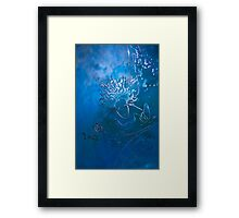 Etchings Framed Print