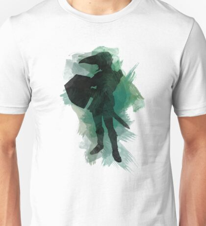 The Legend of Zelda: Watercolor Link Unisex T-Shirt