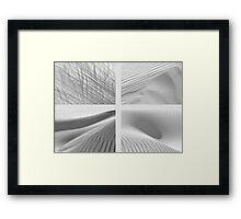 Dunescape Collection 5678 - St Annes on Sea Dunes, Fylde, Lancs Framed Print
