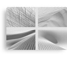 Dunescape Collection 5678 - St Annes on Sea Dunes, Fylde, Lancs Canvas Print