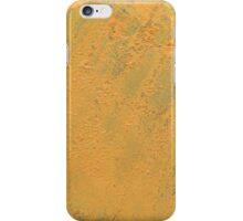 Mustard Yellow iPhone Case/Skin