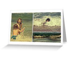 My Beach Boys Greeting Card