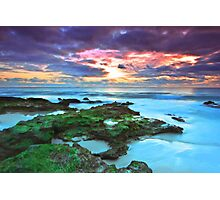 Coastal Colours Photographic Print