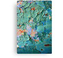 azure dreams Canvas Print