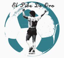 Maradona - El pibe de oro by ilmagatPSCS2