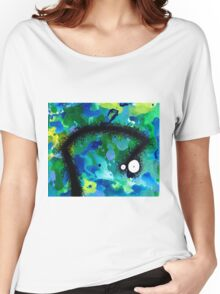 The Creatures From The Drain painting 42 Women's Relaxed Fit T-Shirt