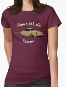 Stance Works Womens Fitted T-Shirt