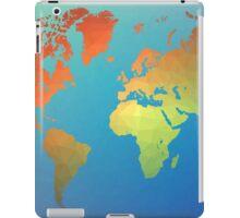 Poly Map iPad Case/Skin