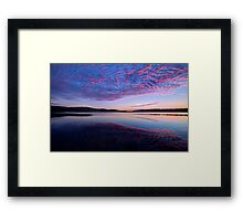 Glorious - Narrabeen Lakes, Sydney Australia - The HDR Experience Framed Print