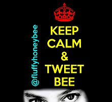 Keep Calm & Tweet Me by BMichael
