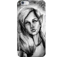 Ink Faerie iPhone Case/Skin