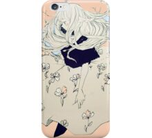 sprouting thoughts. iPhone Case/Skin