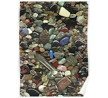 Earth Treasures Decoupage/Gift Wrap/Poster Poster