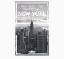 NYC One Piece - Short Sleeve