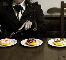 doughnut kingdom by Amy Tran
