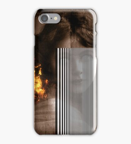 Eyes Without A Face iPhone Case/Skin