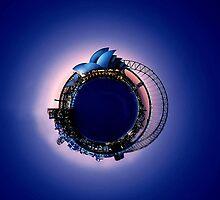 Bubblesphere Sydney  by Kestrelle